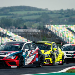 BGDC-Supercar Challenge at Circuit Magny-Cours, Magny-Cours, France, 4, 21, 2019, Photo: Rob Eric Blank