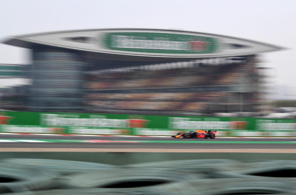 Red Bull Racing blij met verbeterede balans in China
