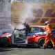 CATSBURG NICKY, (NETHERLAND), BRC HYUNDAI N LUKOIL RACING TEAM, HYUNDAI I30 N TCR, portrait crash accident during the 2019 FIA WTCR World Touring Car Race of Morocco at Marrakech, from April 5 to 7 - Photo Florent Gooden / DPPI