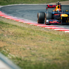 driven by Max Verstappen