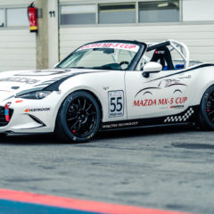 Mazda testdag at Zandvoort, Circuit Zandvoort, The Netherlands, 5, 6, 2019, Photo: Rob Eric Blank