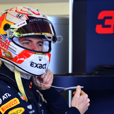 Max Verstappen (NED), #33, Red Bull Racing, Grand Prix Europe (Azerbaijan), Baku City Circuit, Baku, Formula1, Round 04, 2019. Photo: Peter van Egmond.