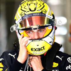 SPIELBERG, AUSTRIA - JUNE 28: Max Verstappen of Netherlands and Red Bull Racing prepares to drive in the garage during practice for the F1 Grand Prix of Austria at Red Bull Ring on June 28, 2019 in Spielberg, Austria. (Photo by Bryn Lennon/Getty Images) // Getty Images / Red Bull Content Pool  // AP-1ZSK5GFTD2111 // Usage for editorial use only // Please go to www.redbullcontentpool.com for further information. //