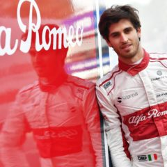 Antonio Giovinazzi (ITA) Alfa Romeo Sauber F1 Team at Formula One Testing, Day One, Barcelona, Spain, Tuesday 15 May 2018.