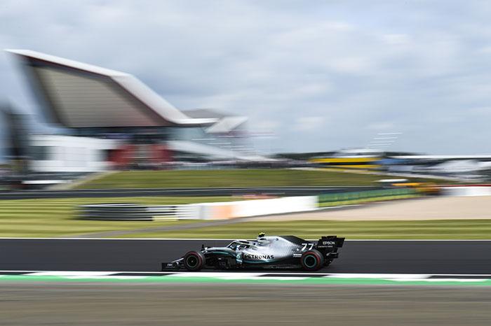 2019 British Grand Prix, Friday - LAT Images