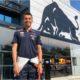 Alex Albon is klaar voor zijn debuut voor Aston Martin Red Bull Racing