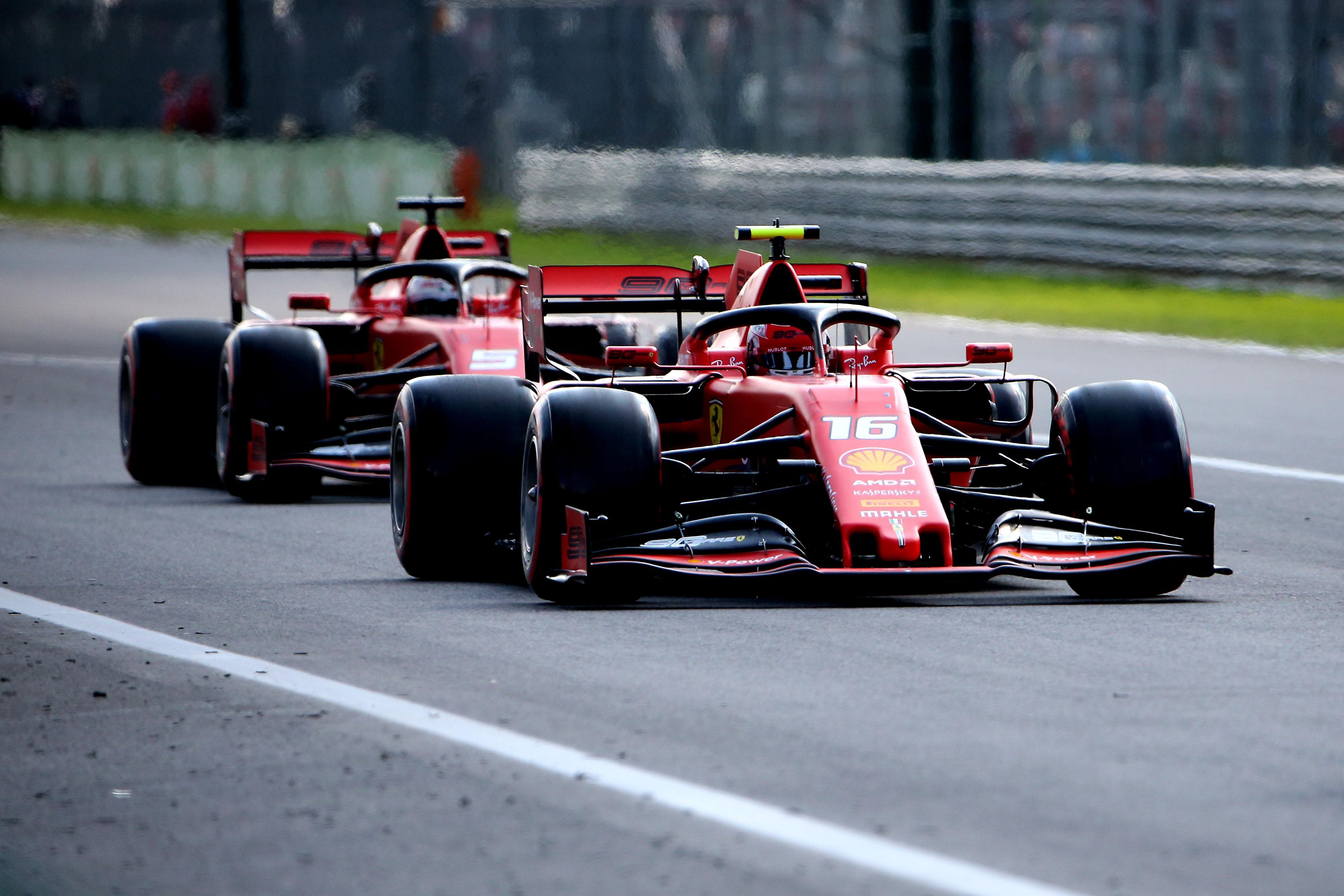 GP ITALIA  F1/2019 -  SABATO 07/09/2019   credit: @Scuderia Ferrari Press Office