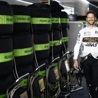 Grosjean verlengd contract met Haas