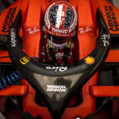 Chsrles Leclerc bestraft na GP Japan