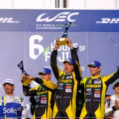 Podium LMP2- 6 Hours of Fuji - Fuji International Speedway - Oyama - Japan