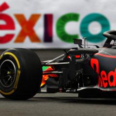 Polepositie voor Max Verstappen tijdens Grand Prix van Mexico