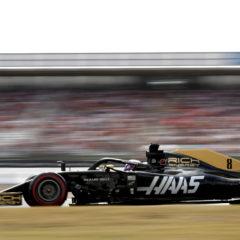 Romain Grosjean wil zijn auto niet afstaan aan Robert Kubica