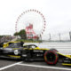 Nico Hulkenberg (GER) Renault F1 Team RS19. Japanese Grand Prix, Friday 11th October 2019. Suzuka, Japan.