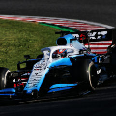 George Russell (GBR) Williams Racing FW42. Japanese Grand Prix, Sunday 13th October 2019. Suzuka, Japan.