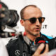 Robert Kubica (POL) Williams Racing with the media. Mexican Grand Prix, Thursday 24th October 2019. Mexico City, Mexico.