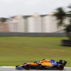 Sainz naar podium in Brazilië