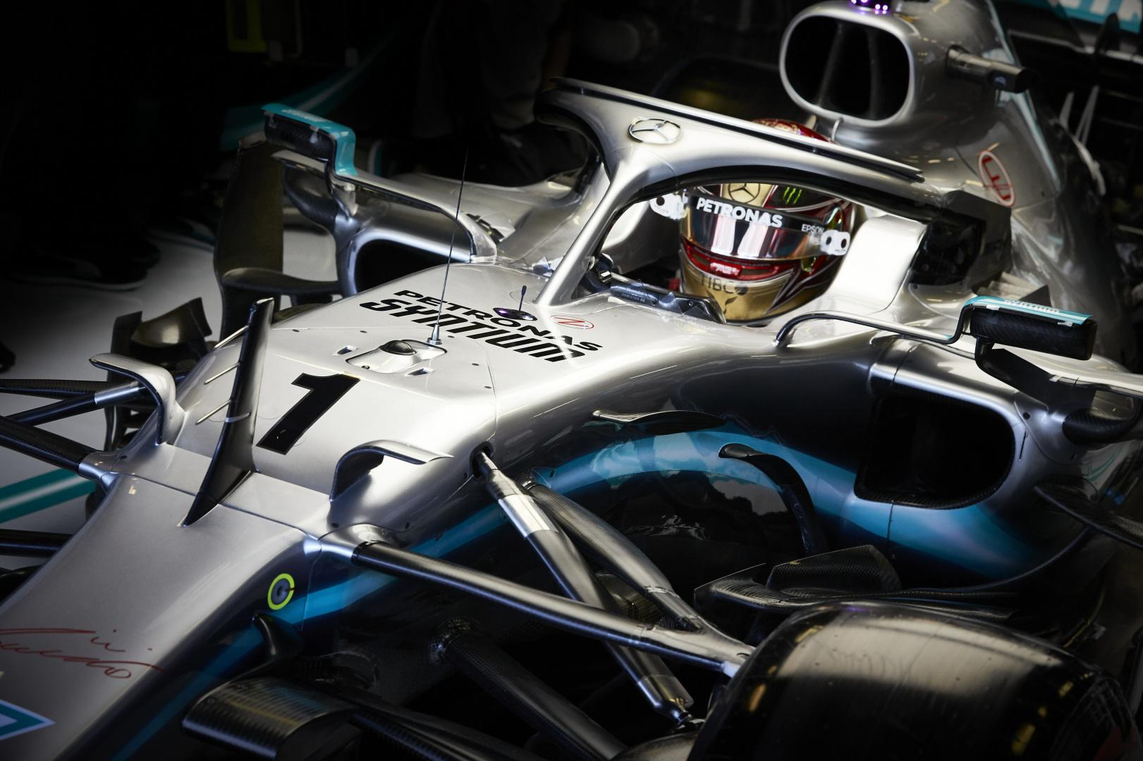 2019 Abu Dhabi Grand Prix, Friday - Steve Etherington