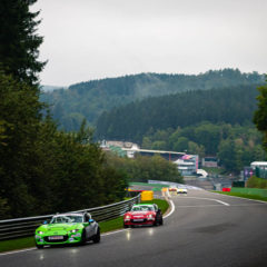 Spa-Francorchamps - TCR 500 at Circuit de Spa-Francorchamps, Francorchamps, Belgium, October, 5, 2019, Photo: Rob Eric Blank