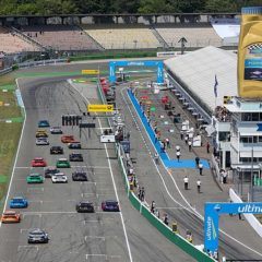 Motorsports: DTM race Hockenheimring, Saison 2018 - 1. Event Hockenheimring, GER