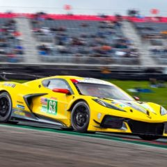 Corvette Racing FIA WEC Circuit of the Americas