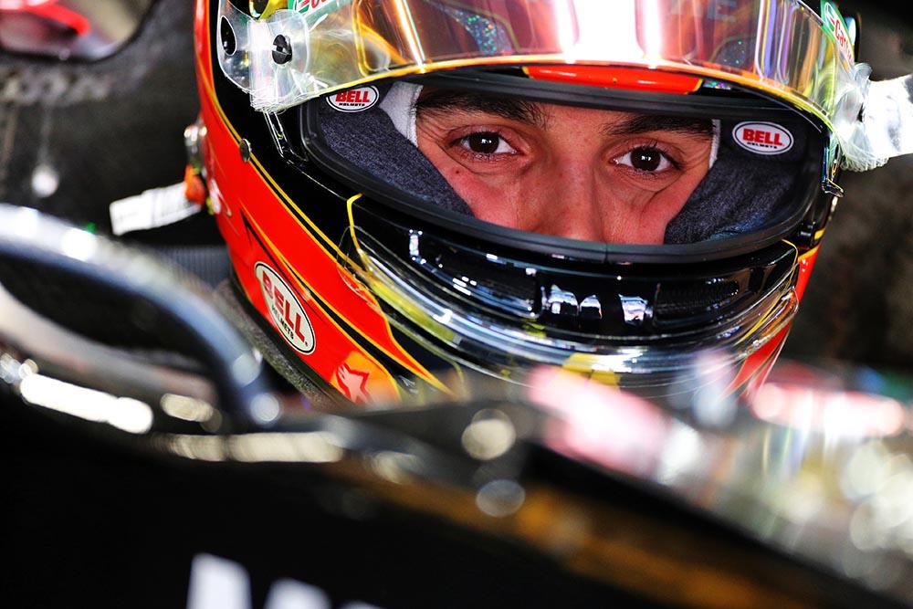 Esteban Ocon (FRA) Renault F1 Team RS20. Formula One Testing, Day 1, Wednesday 26th February 2020. Barcelona, Spain.