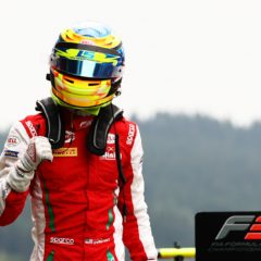 Formula 3 Championship - Round 7:Spa-Francorchamps - Second Race