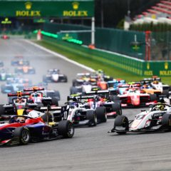 Formula 3 Championship - Round 7:Spa-Francorchamps - First Race