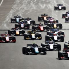 Formula 2 Championship - Round 5:Silverstone - Feature Race