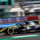 Esteban Ocon (FRA) Renault F1 Team RS20. British Grand Prix, Friday 31st July 2020. Silverstone, England.