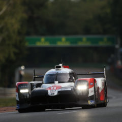 TOYOTA GAZOO Racing.  Le Mans 24 Hours  World Endurance Championship 16th to 20th September 2020 Le Mans, France