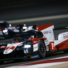 TOYOTA GAZOO Racing.  World Endurance Championship  8 Hours of Bahrain 11th to 14th November 2020 Bahrain International Circuit, Bahrain
