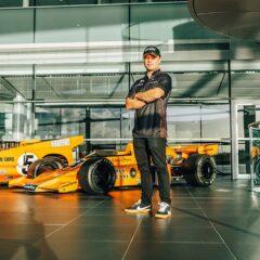 Felix-Rosenqvist-McLaren
