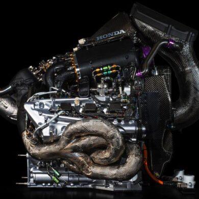 Honda-F1-motor
