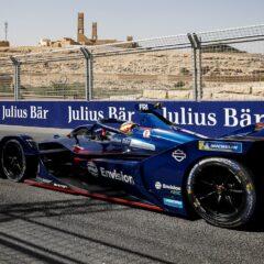 Robin Frijns maiden ABB FIA Formula E Julius Baer Pole Position Diriyah Envision Virgin Racing