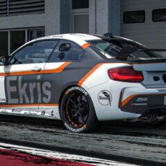 BMW-M2-Cup-Ekris-Livery-achterkant