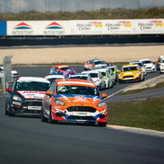 Openingsraces V-Max at Circuit Zandvoort, Zandvoort, The Netherlands, April, 11, 2021, Photo: Rob Eric Blank