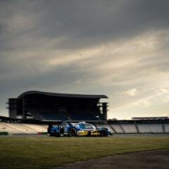 MAX ASCHOFF - Ginetta Nissan G58 - EDEKA Aschoff Racing / SUPERCAR CHALLENGE -