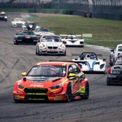 DENNIS DE BORST & STAN VAN OORD - Hyundai i30N TCR - FEBO Racing Team / SUPERCAR CHALLENGE - Creventic 12 Hours of Hockenheim at Hockenheimring, Hockenheim, Germany, May, 23, 2021, Photo: Rob Eric Blank
