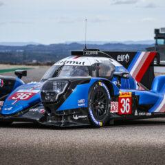 AUTO - FIA WEC - PRIVATE TESTS IN MOTORLAND