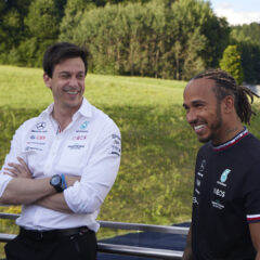 Lewis Hamilton Agrees Two Year Contract Extension