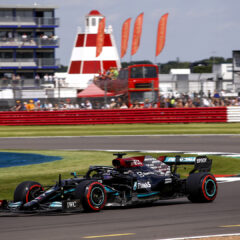 2021 British Grand Prix, Friday - Jiri Krenek