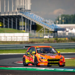DENNIS DE BORST & STAN VAN OORD - Hyundai i30N TCR - FEBO Racing Team / SUPERCAR CHALLENGE - JACK's RACING DAYS at TT-Circuit Assen, Assen, The Netherlands, August, 6, 2021, Photo: Rob Eric Blank