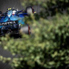 Nicholas Latifi (CDN) Williams Racing FW43B. Hungarian Grand Prix, Saturday 31st July 2021. Budapest, Hungary.