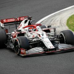 Alfa Romeo Raxcing had niet haar beste weekend