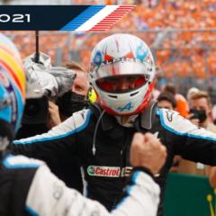 Ocon zegeviert dankzij hulp van teamgenoot Alonso