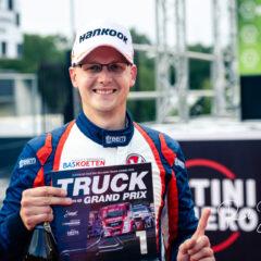 Truck Grand Prix - Fiesta Sprint Cup at Circuit Zolder, Zolder, Belgium, September, 12, 2021, Photo: Rob Eric Blank