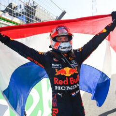 Max Verstappen wins the Dutch GP on CM.com Circuit Zanadvoort