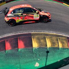 DENNIS DE BORST & STAN VAN OORD - Hyundai i30N TCR - FEBO Racing Team / SUPERCAR CHALLENGE - Spa Euroraces at Spa-Francorchamps, Francorchamps, Belgium, June, 4, 2021, Photo: Rob Eric Blank