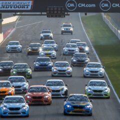 19  oktober2021 BMW Racing Cup, Circuit zandvoort Photo © Chris Schotanus